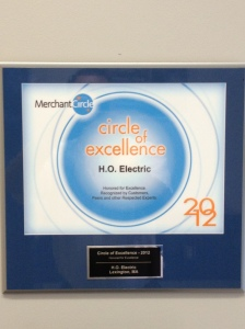 ho electric circle excellence