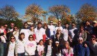 Making Strides to Fight Breast Cancer was a success again!