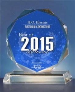 Best of Belmont 2015